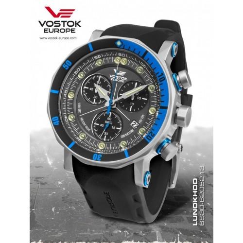 Vostok-Europe LUNOCHOD-2 chrono line 6S21/6205213