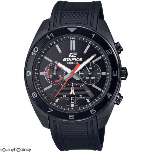Pánske hodinky Casio Edifice EFV-590PB-1AVUEF Chronograph IP finish