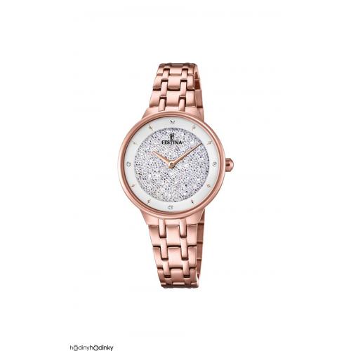 Dámske hodinky Festina 20384/1 Swarovski®