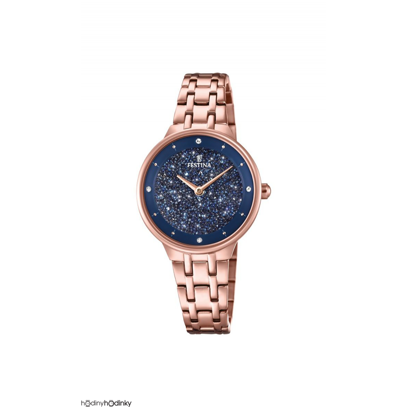Dámske hodinky Festina 20384/3 Swarovski®