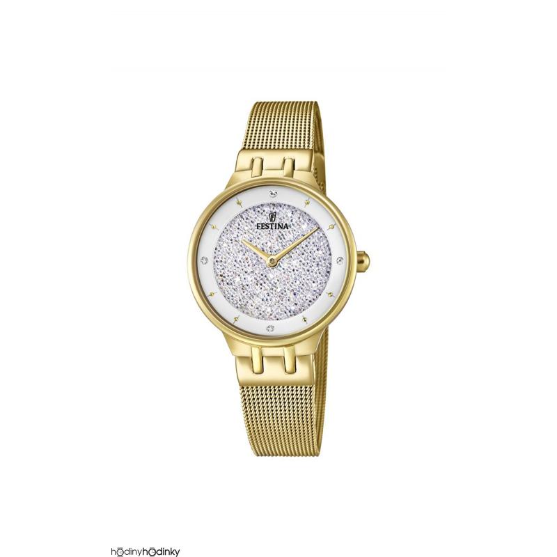 Dámske hodinky Festina 20386/1 Swarovski®