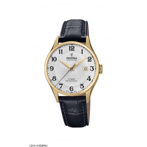 Pánske hodinky Festina 20010/1 Swiss Made