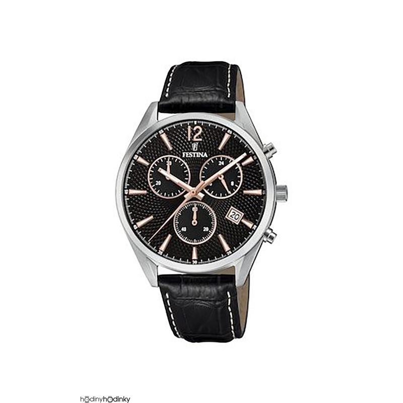 Pánske hodinky Festina 6860/7 Timeless Chronograph