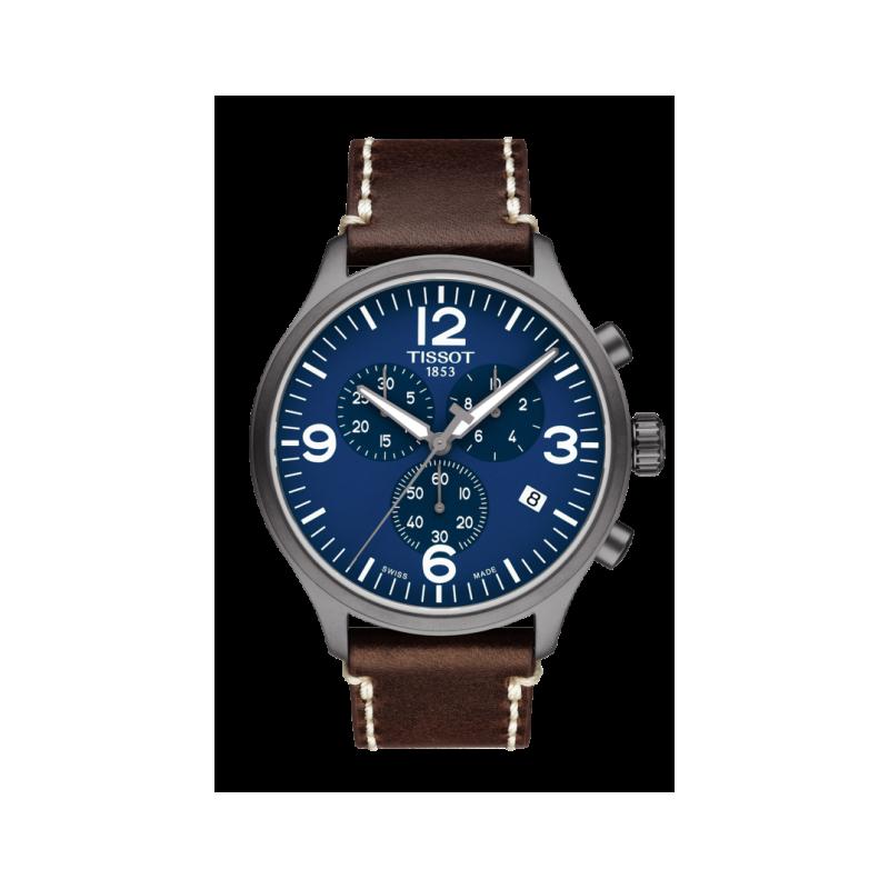 Pánske hodinky Tissot T116.617.36.047.00 CHRONO XL