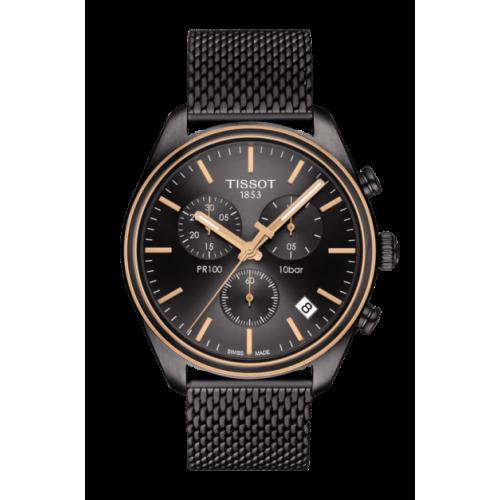 Pánske hodinky Tissot T101.417.23.061.00 PR100 CHRONOGRAPH