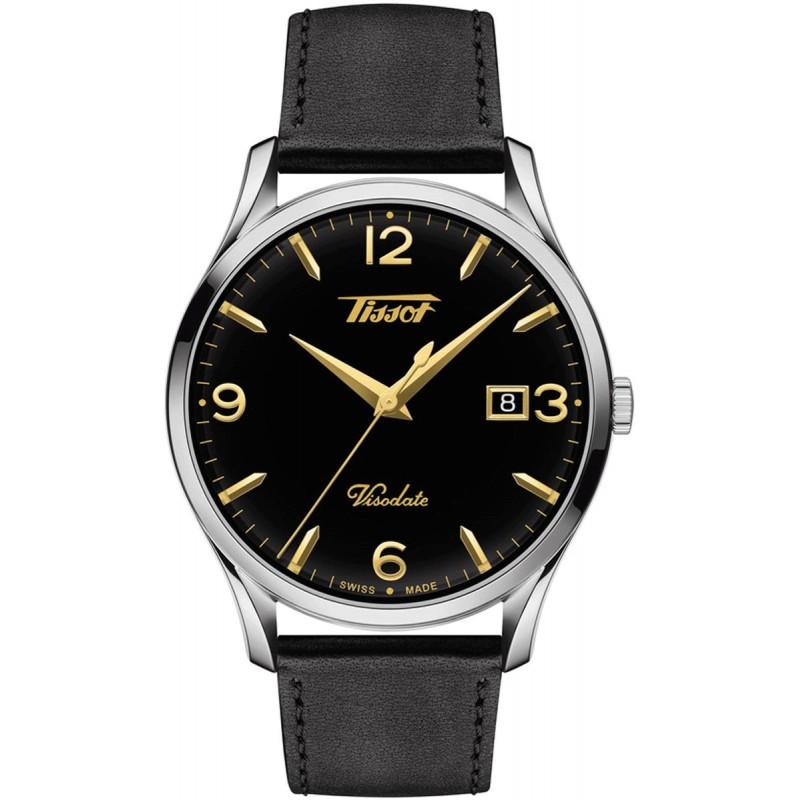 Pánske hodinky Tissot T118.410.16.057.01 HERITAGE