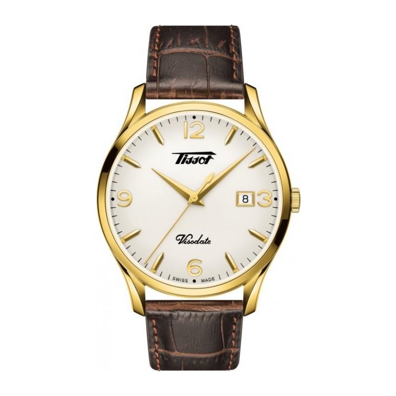 Pánske hodinky Tissot T118.410.36.277.00 HERITAGE