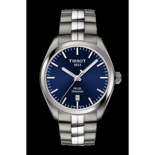 Pánske hodinky Tissot T101.410.44.041.00 TITANIUM
