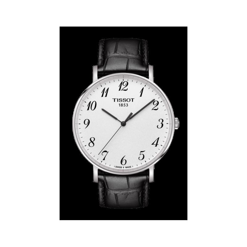 Pánske hodinky Tissot T109.610.16.032.00 EVERYTIME LARGE