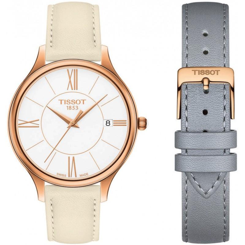 Dámske hodinky Tissot T103.210.36.018.00 BELLA ORA