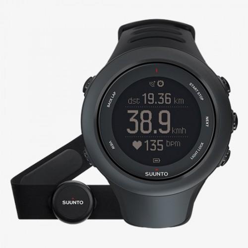 Športové hodinky s GPS Suunto Ambit3 Sport Black HR