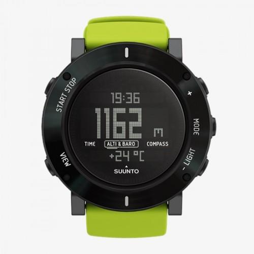 Športové outdoorové hodinky Suunto Lime Crush