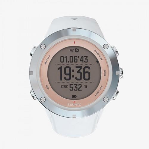 Dámske športové hodinky s GPS Suunto Ambit3 Sport Sapphire
