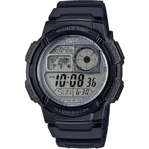 Pánske hodinky Casio Digital AE-1000W-7AVEF