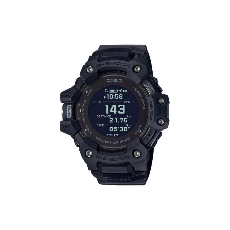 Športové hodinky Casio G-Shock GBD-H1000-1ER s meraním tepu a GPS