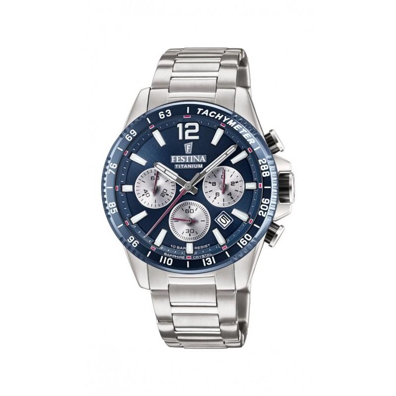 Pánske hodinky Festina 20520/2 TITANIUM SPORT