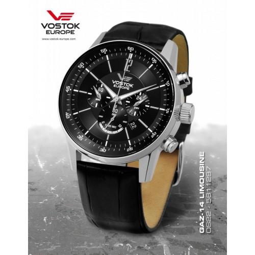 pánske hodinky Vostok - Europe GAZ-14 Limouzine chrono line OS22/5611297
