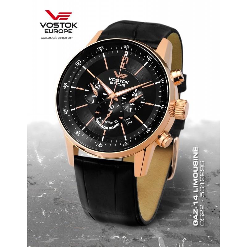 pánske hodinky Vostok - Europe GAZ-14 Limouzine chrono line OS22/5619296