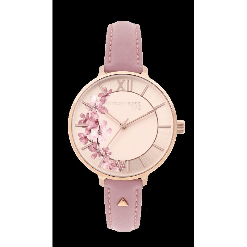 Dámske hodinky SUNDAY ROSE Spirit SUN-S11