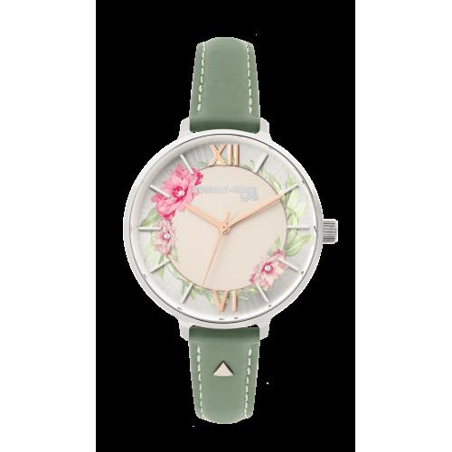 Dámske hodinky SUNDAY ROSE Spirit BLUSH LEATHER SUN-S19
