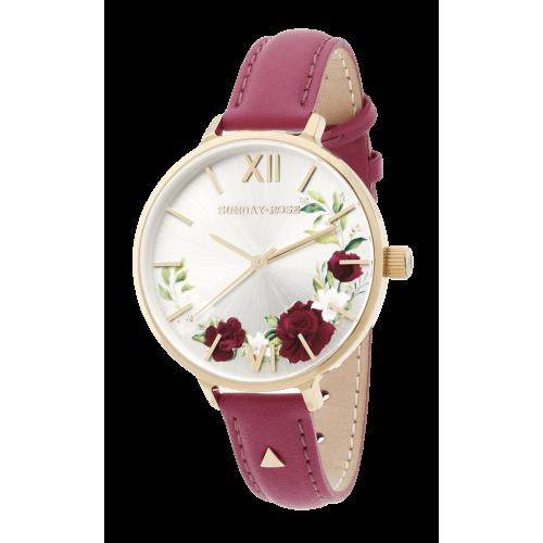 Dámske hodinky SUNDAY ROSE SUN-S21