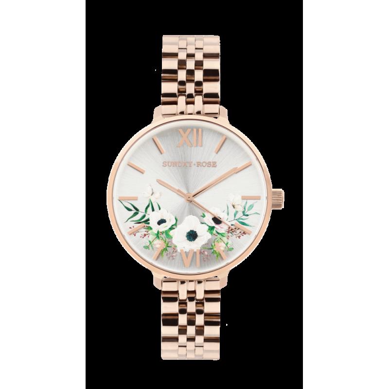 Dámske hodinky SUNDAY ROSE SUN-S22