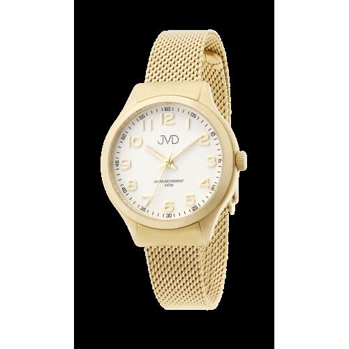 Dámske náramkové hodinky JVD J5031.4 s titánovým puzdrom