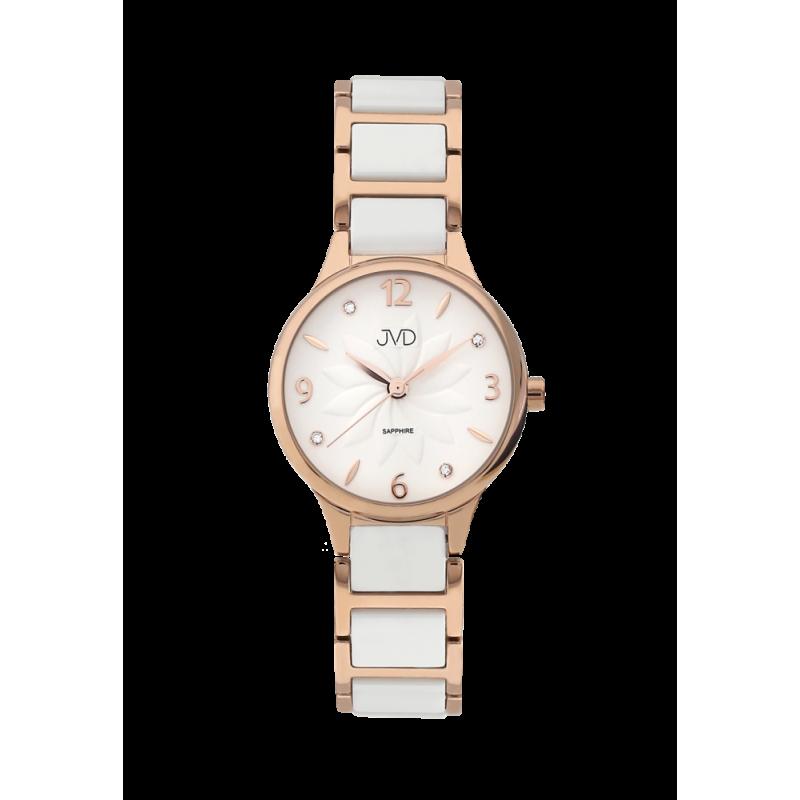 Dámske náramkové hodinky JG1001.2 keramické