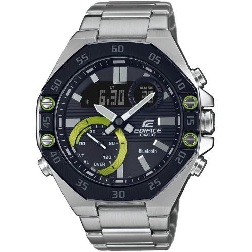 Pánske hodinky Casio Edifice ECB-10DB-1AEF Bluetooth®