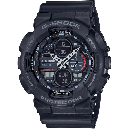 Pánske hodinky Casio G-Shock GA-140-1A1ER