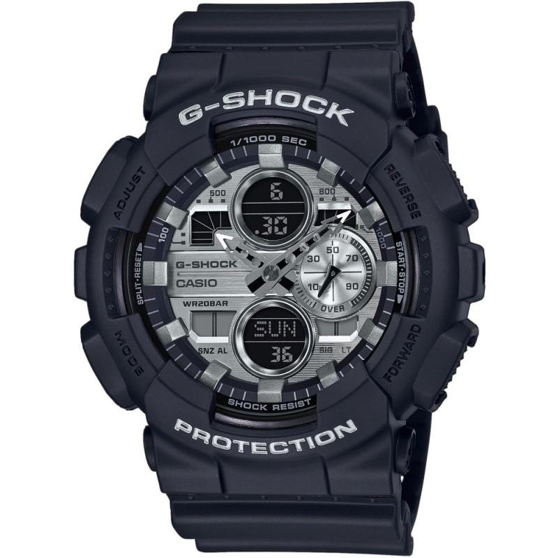 Pánske hodinky Casio G-Shock GA-140GM-1A1ER