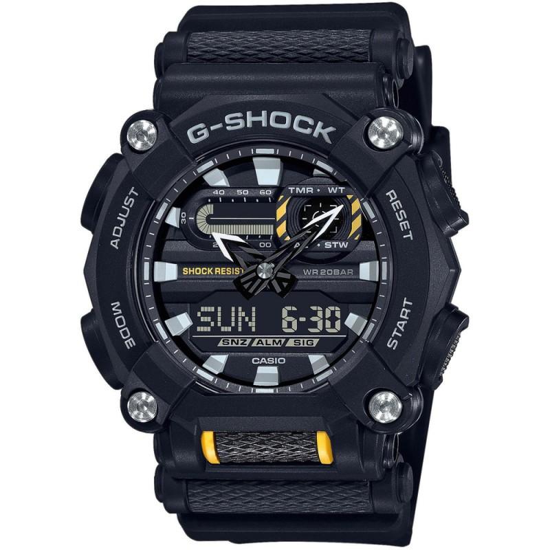 Pánske hodinky Casio G-Shock GA-900-1AER