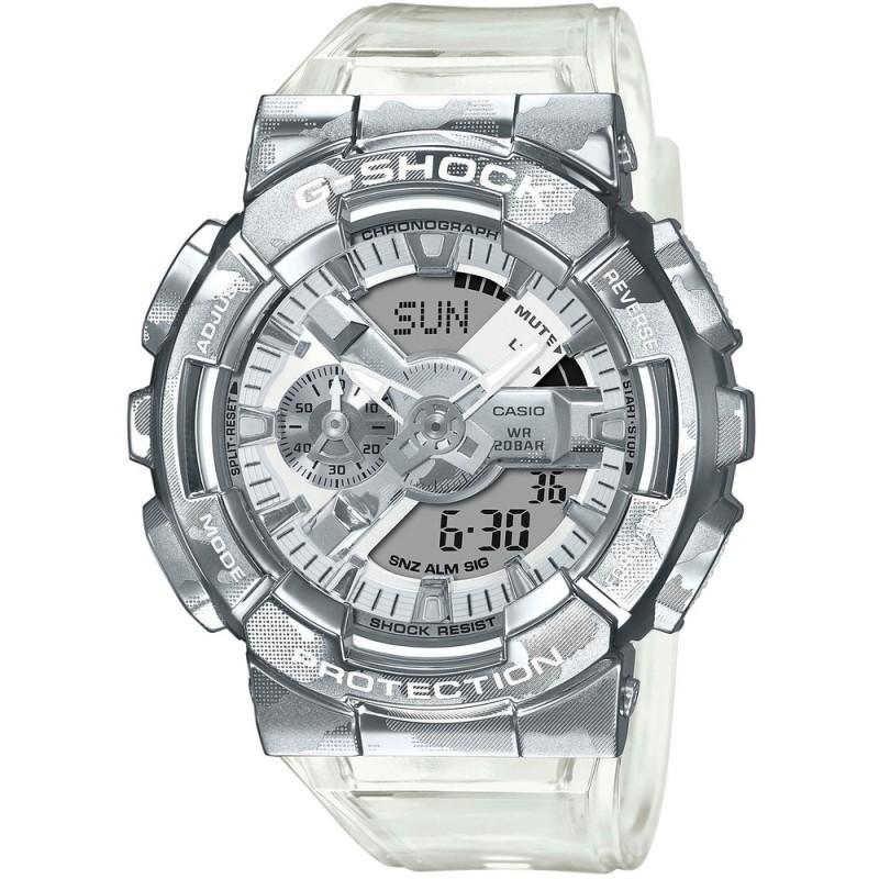 Pánske hodinky Casio G-Shock GM-110SCM-1AER Steel