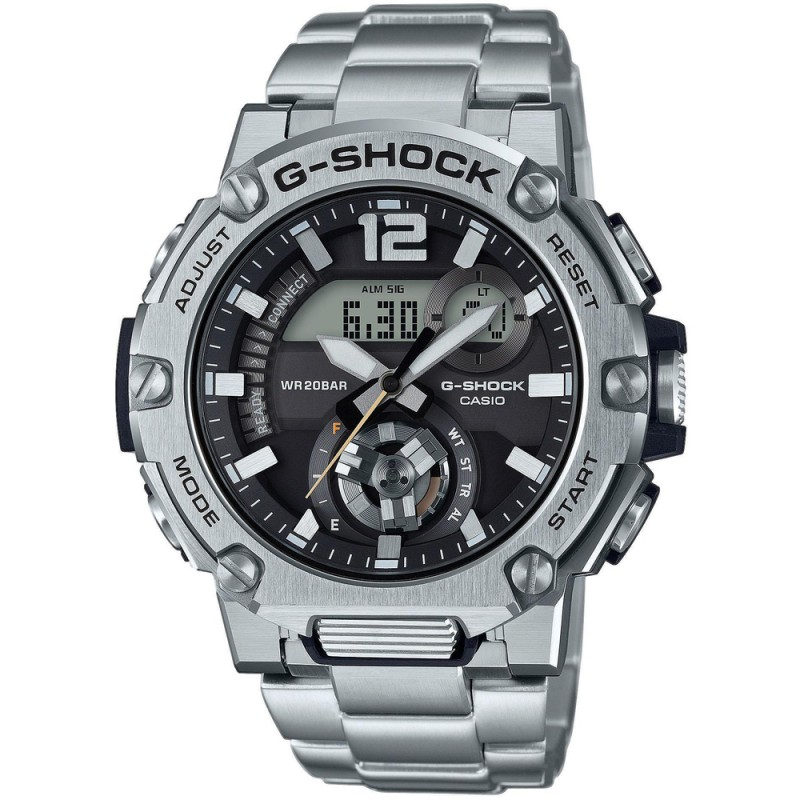 Pánske hodinky Casio G-Shock Bluetooth® Solar GST-B300SD-1AER
