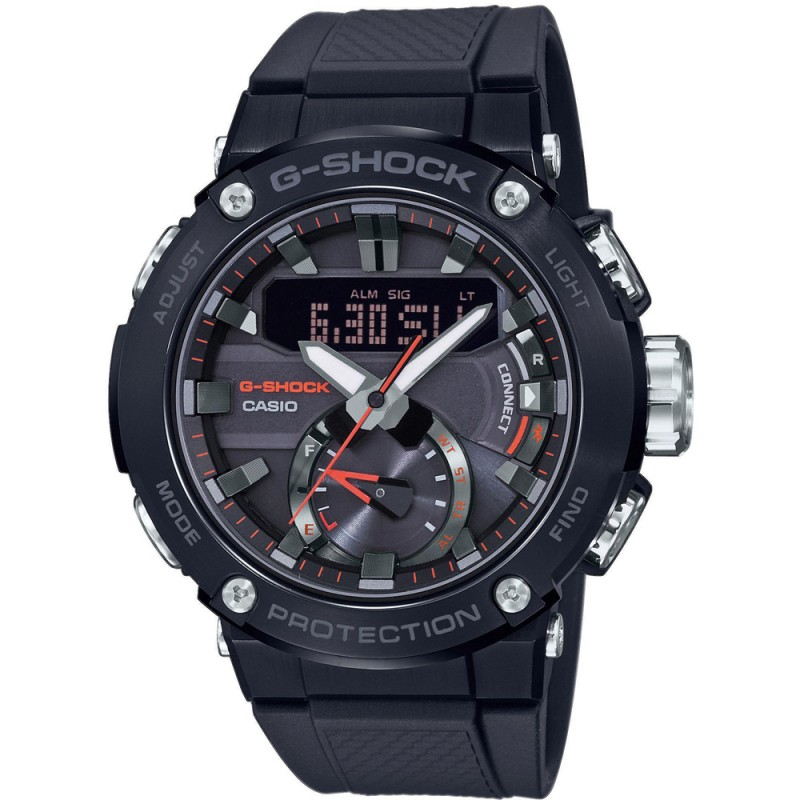 Pánske hodinky Casio G-Shock Bluetooth® Solar GST-B200B-1AER