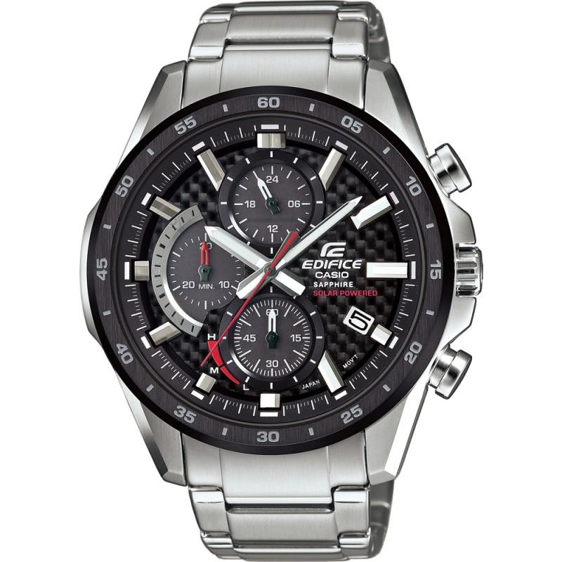 Pánske hodinky Casio Edifice Solar Sapphire EFS-S540DB-1AUEF