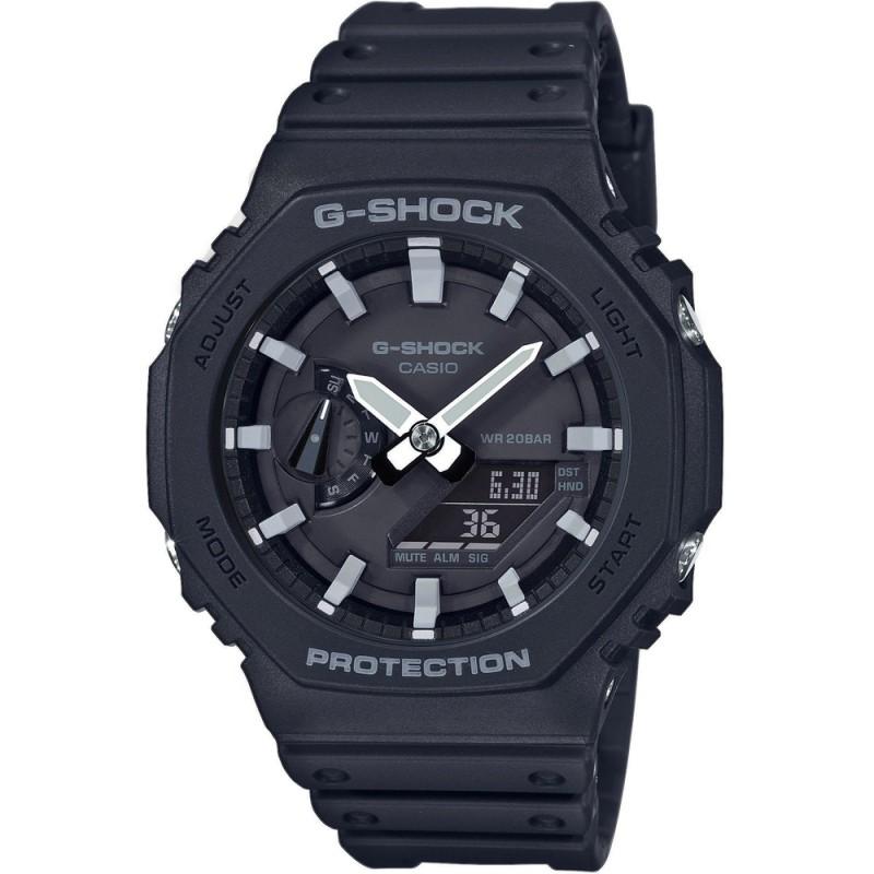 Pánske hodinky Casio G-Shock GA-2100-1AER Carbon