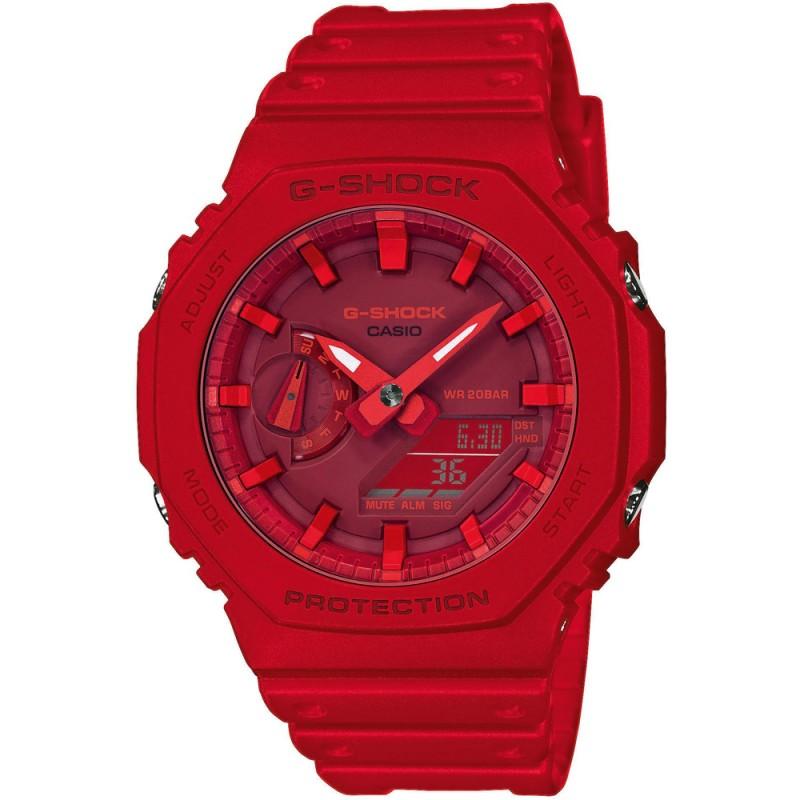 Pánske hodinky Casio G-Shock GA-2100-4AER Carbon