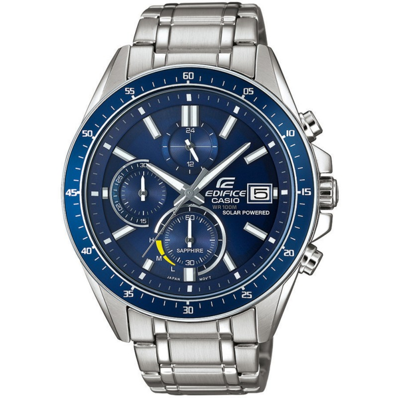 Pánske hodinky Casio Edifice Solar Sapphire EFS-S510D-2AVUEF