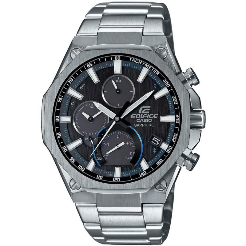 Pánske hodinky Casio Edifice Bluetooth®Smart Solar EQB-1100D-1AER