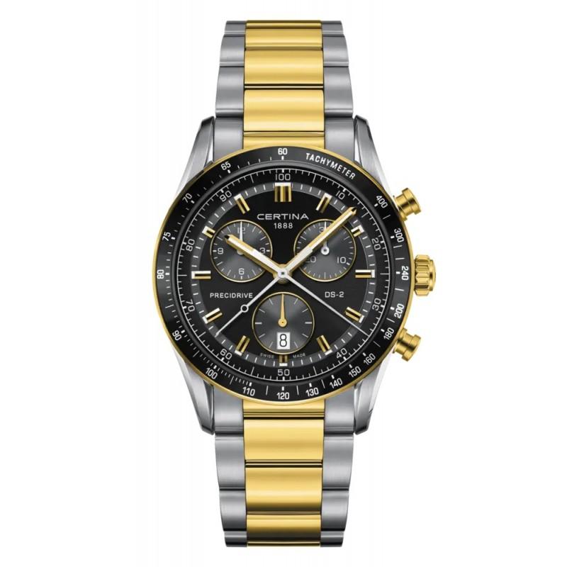 Pánske hodinky Certina DS-2 Chronograf C024.447.22.051.00