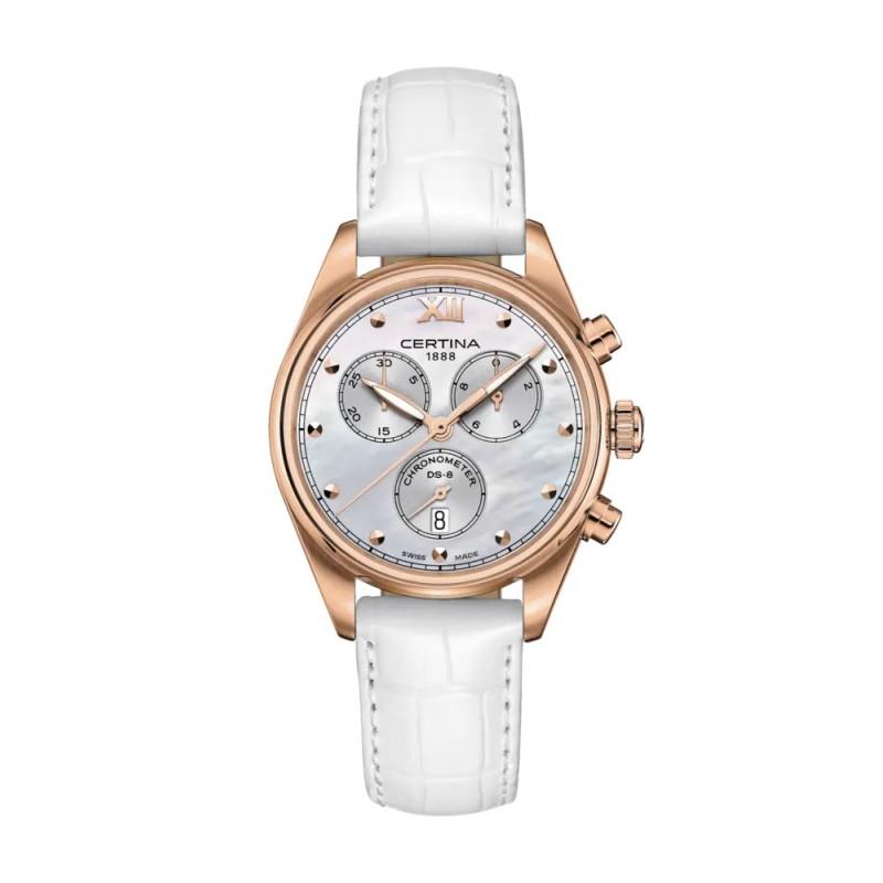 Dámske hodinky Certina DS-8 Lady C033.234.36.118.00 Chronometer