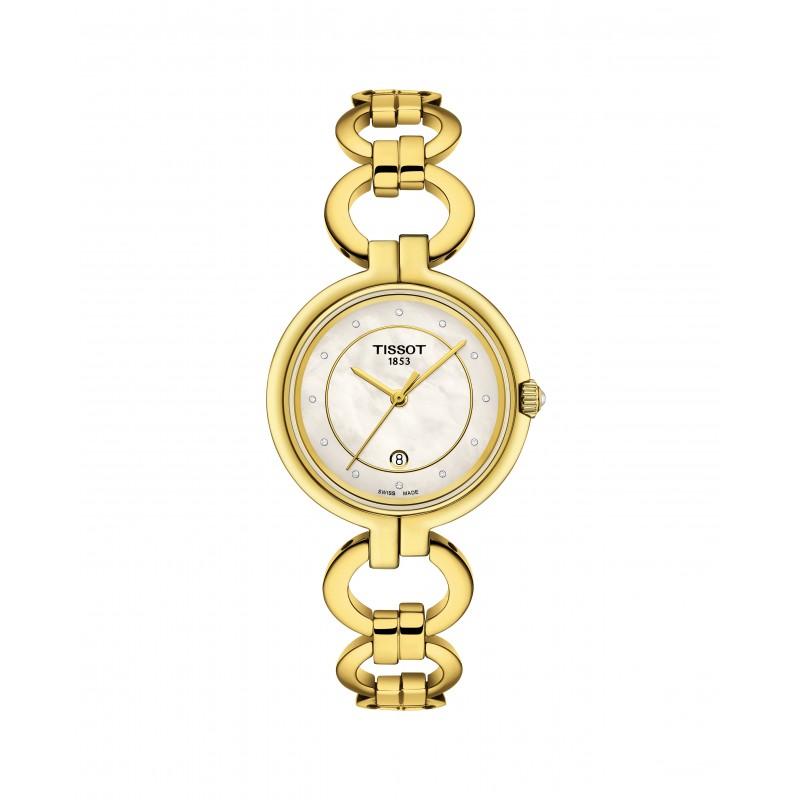 Dámske hodinky Tissot Flamingo T094.210.33.116.00