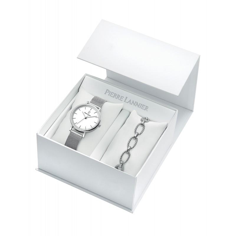Dámske fashion hodinky PIERRE LANNIER model SYMPHONY 435C628 - sada s náramkom