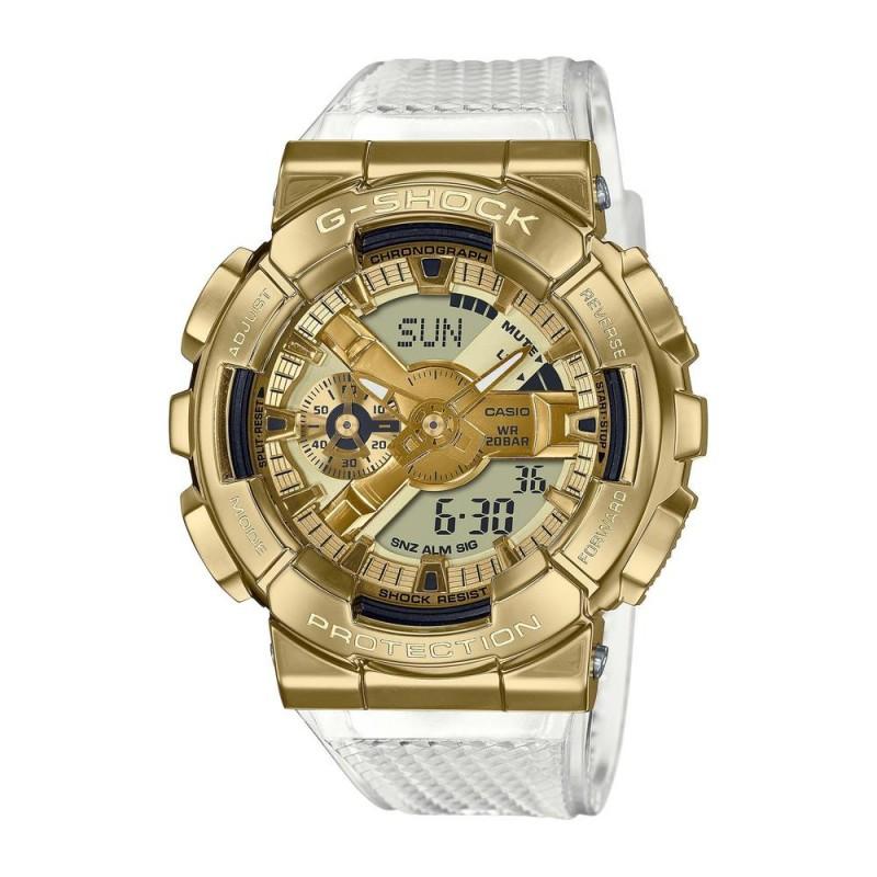 Pánske hodinky Casio G-Shock GM-110-1AER Steel