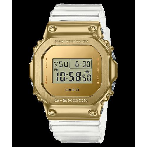 Pánske hodinky Casio G-Shock GM-5600B-3ER Steel