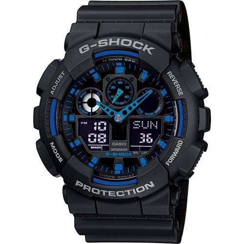 Hodinky Casio G-Shock GA-100-1A2ER