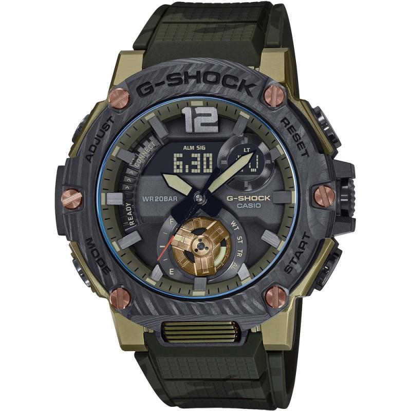 Pánske hodinky Casio G-Shock Bluetooth® Solar GST-B300XB-1A3ER