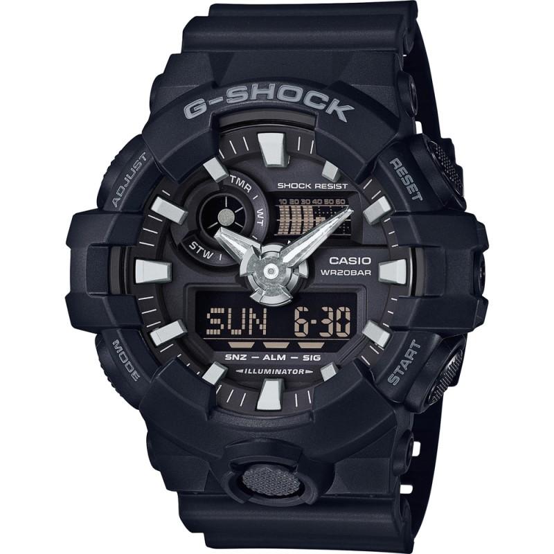 Pánske hodinky Casio G-Shock GA-700-1BER