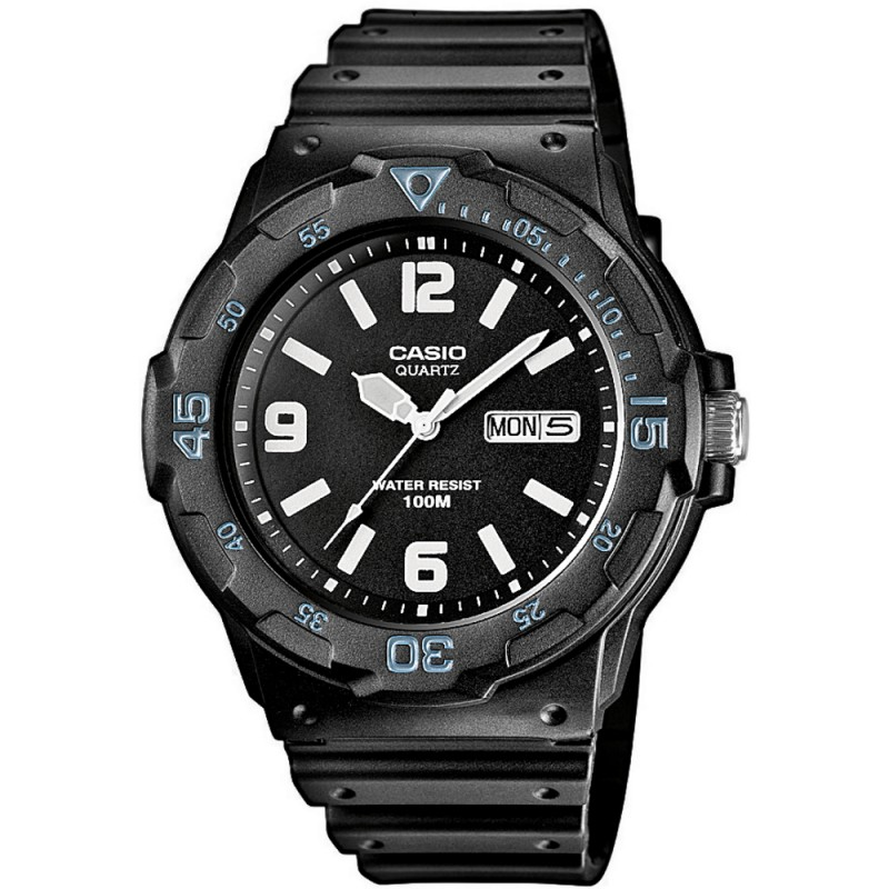Pánske hodinky Casio MRW-200H-1B2VEG